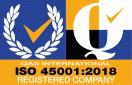 45001:2018 Compliant contractor